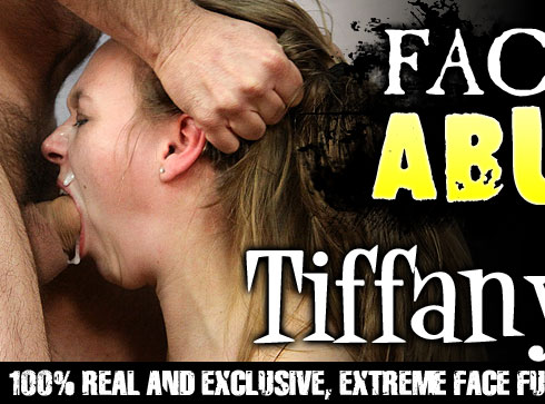 Facial Abuse Destroys Tiffany Kohl