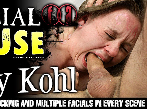 Tiffany Kohl Gets Face Fucked on Facial Abuse